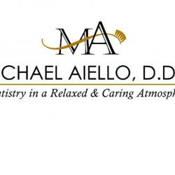 Logo of Clinton Township cosmetic dentist Michael Aiello DDS