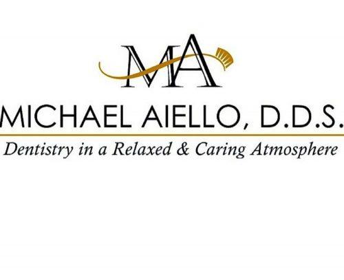 Logo of Clinton Township cosmetic dentist Michael Aiello DDS